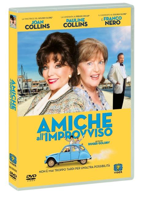 Amiche all'improvviso (2017) DVD9 Copia 1:1 ITA ENG - DDN