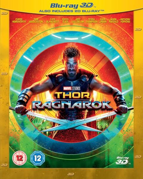Thor Ragnarok (2017) mkv 3D Half SBS 1080p AC3 ITA DTS ENG Sub - DDN