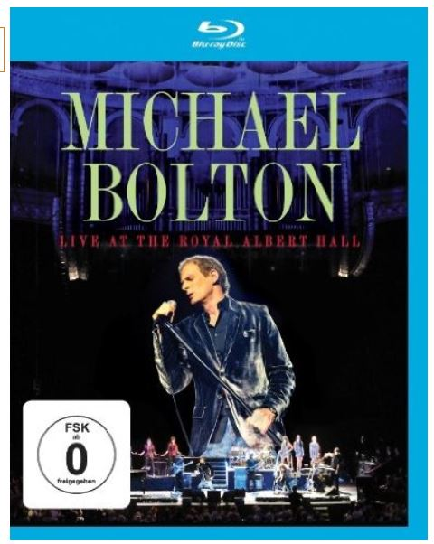 Michael Bolton Live at the Royal Albert Hall (2010) BluRAy Full AVC DTSHD ENG