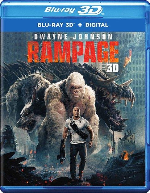 Rampage - Furia Animale (2018) mkv 3D Half SBS 1080p AC3 ITA DTS ENG Sub - DDN