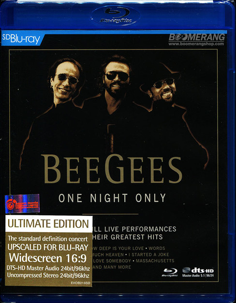 Bee Gees - One Night Only (1997) Blu Ray Full AVC DTSHD ENG Sub