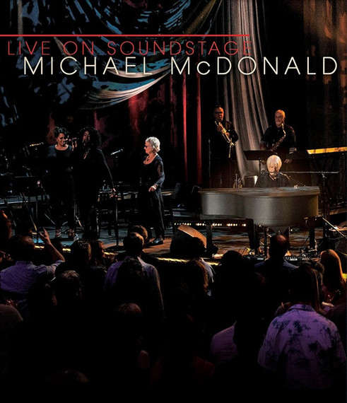 Michael McDonald - Live On Soundstage (2018) BluRay Full AVC DTS HD ENG