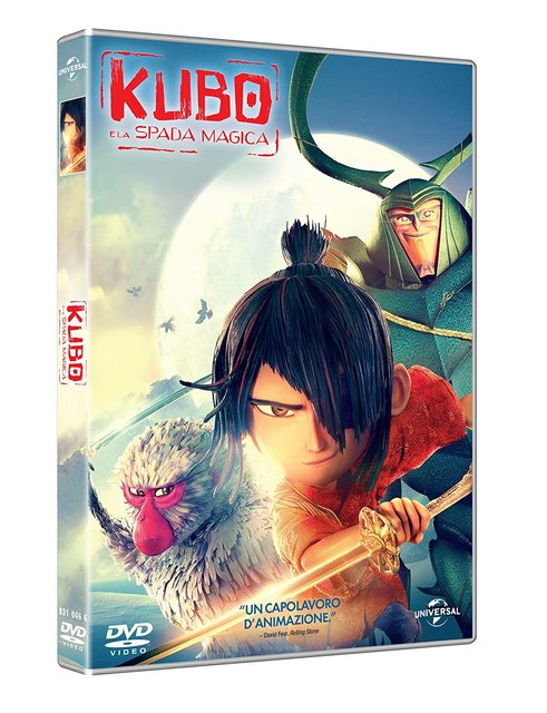 Kubo E La Spada Magica (2016) DVD5 Custom ITA DDN