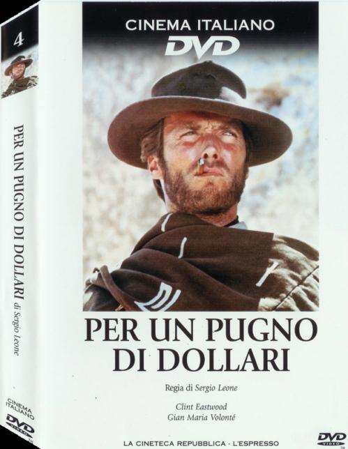 Per un pugno di dollari (1964) avi DVDRip [Fimografia Sergio Leone] ITA - DDN