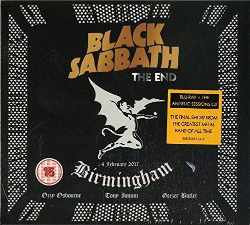 Black Sabbath - The End Live in Birmingham (2017) BluRay Full AVC DTSHD LPCM ENG - DDN