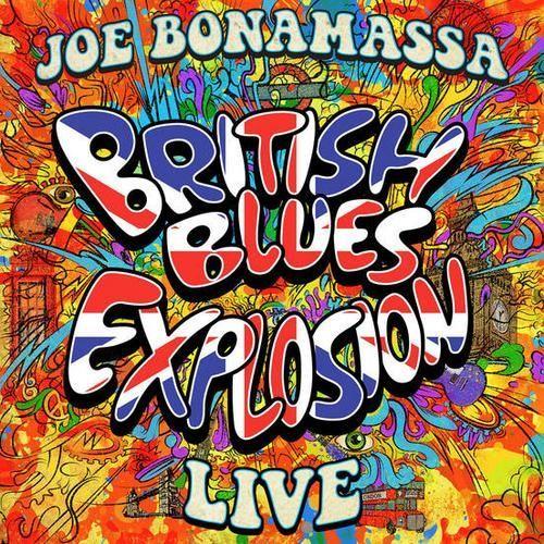 Joe Bonamassa - British Blues Explosion Live (2018) BluRay Full AVC DTS-HD MA ENG