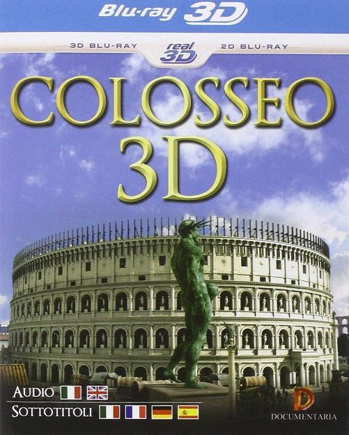 Colosseo 3D (2014) mkv 3D Half OU Untoched 1080p AC3 ITA ENG Sub - DDN