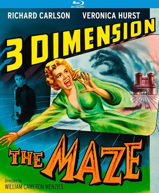 The Maze (1953) BDRA 3D 2D BluRay Full AVC DD ITA DTSHD ENG - DDN