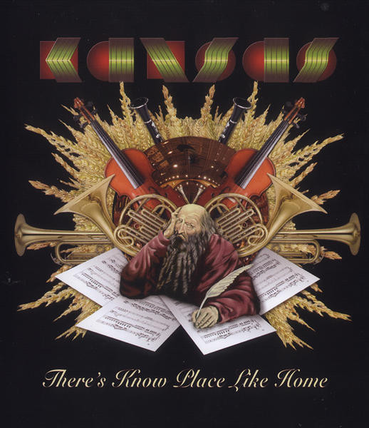 Kansas : There's Know Place Like Home (2009) BluRay Full AVC LPCM 5.1 ENG
