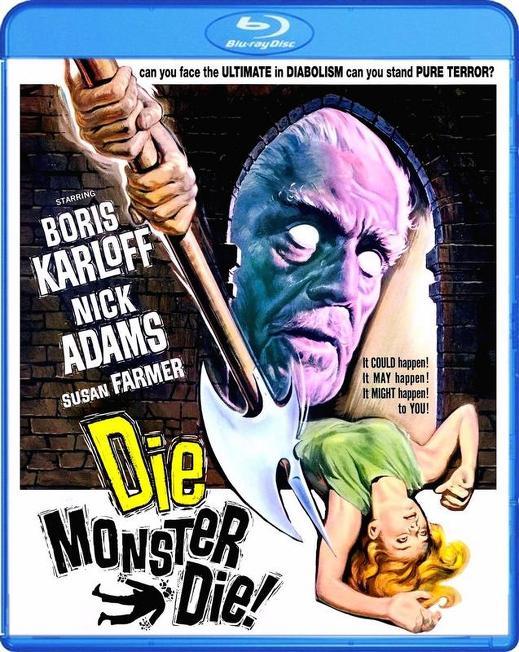 La morte dall'occhio di cristallo (1965) BDRA BluRay Full AVC DD ITA - DDN