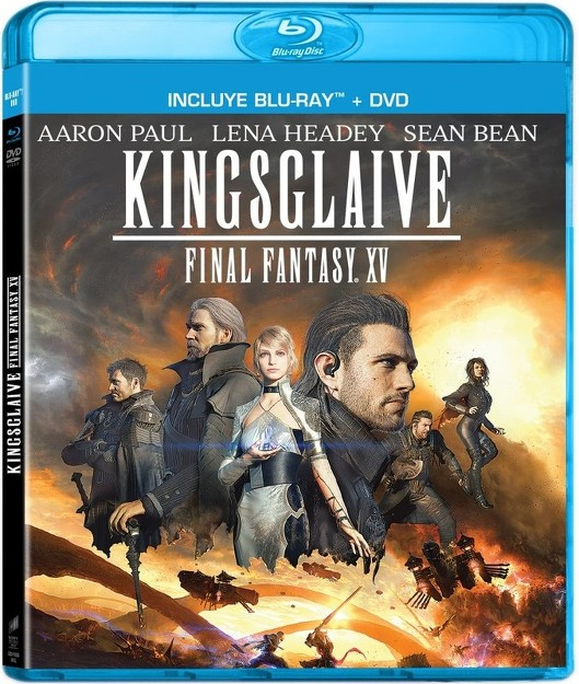 Kingsglaive - Final Fantasy XV (2016) .mkv Bluray 720p DTS AC3 iTA ENG - DDN