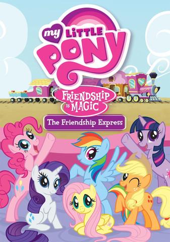 مهرتي الصغيرة: الصداقة هي السحر [مدبلج][My Little Pony [S01 S05][1080p