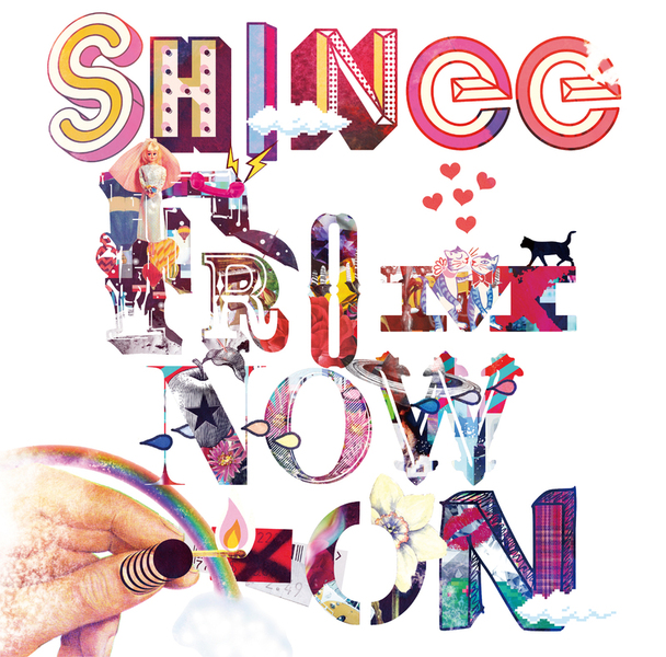 [Album] SHINee – THE BEST FROM NOW ON (MP3)