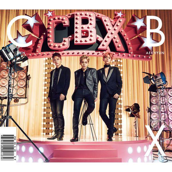 [Album] EXO-CBX – MAGIC [Japanese] (iTunes Plus AAC M4A)