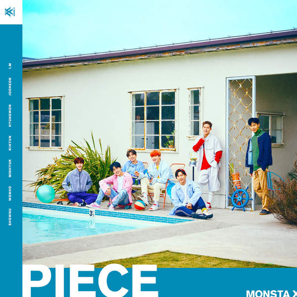 [Album] MONSTA X – Puzzle [Japanese]