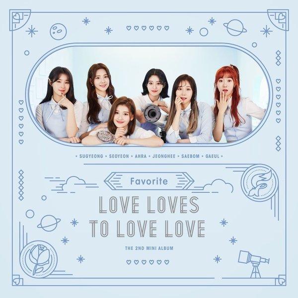[Mini Album] FAVORITE – The 2nd MINI ALBUM `Love Loves To Love Love` (MP3)
