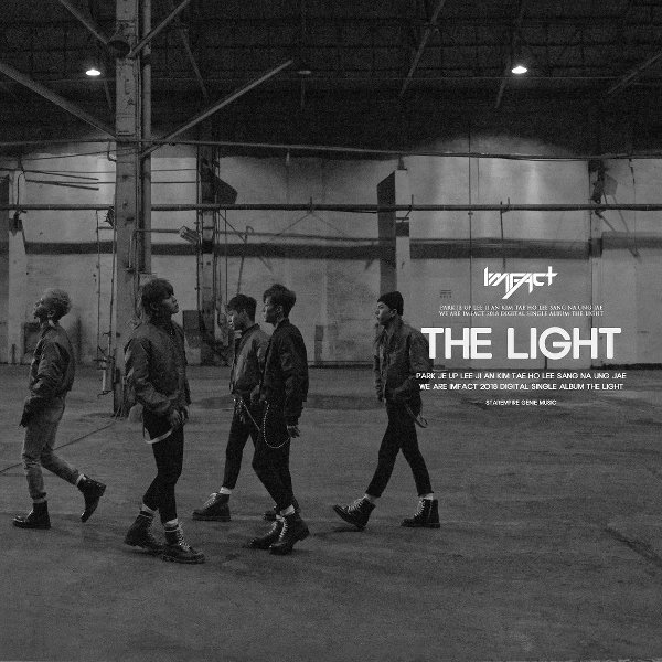 [Single] IMFACT – The Light (MP3)