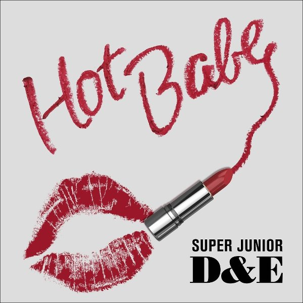 [Single] SUPER JUNIOR-D&E – Hot Babe [Japanese] (MP3)