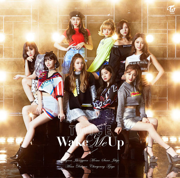[Single] TWICE – Wake Me Up [Japanese] (MP3 + iTunes Plus AAC M4A)
