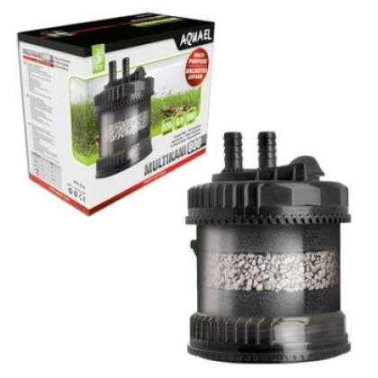 Multikani 800 filtro esterno componibile 650 l h 6w for Tartarughiera in plastica grande