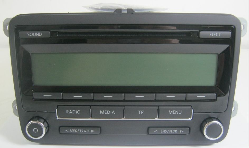 vw caddy golf passat rcd310 cd mp3 dab radio stereo head. Black Bedroom Furniture Sets. Home Design Ideas