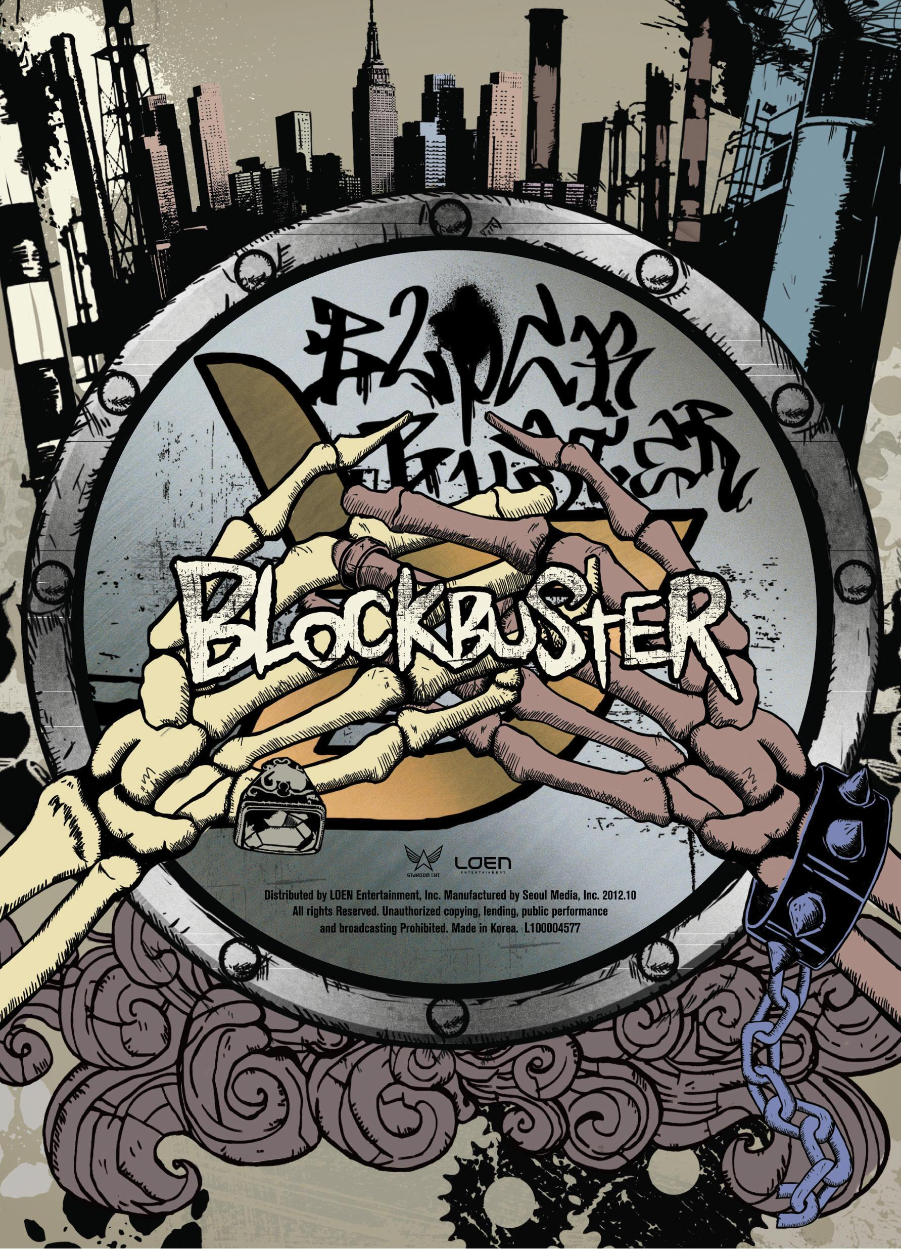 [Album] Block B - Blockbuster [VOL. 1]