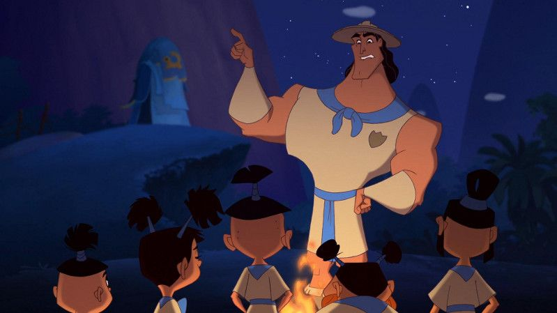 The Emperor's New Groove 2: Kronk's New Groove 2005 1080p ...