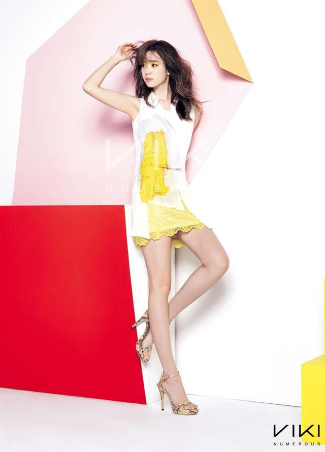 Han Hyo Joo: VIKI 2012 Summer Pictorial | Couch Kimchi
