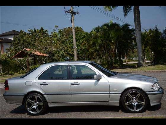 W202 C240 1999/2000 - R$ 25.900,00 3ymh