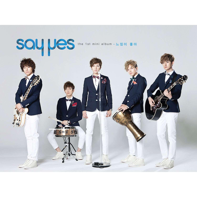 [Mini Album] Say Yes - Feel Good (MP3)