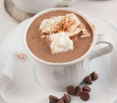 Best hot chocolate recipes: Pumpkin Hot Chocolate