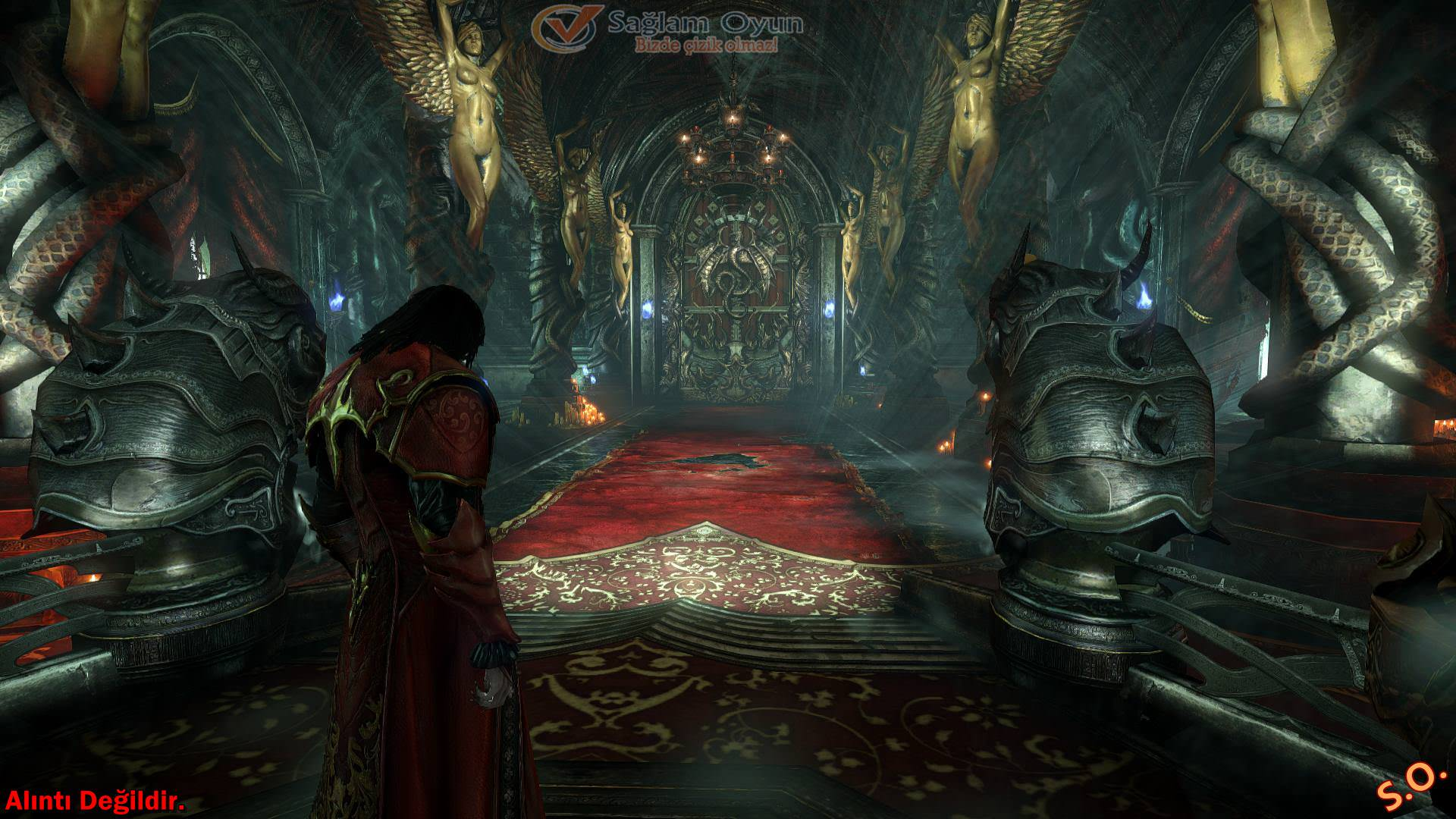 Castlevania Lords of Shadow 2-download