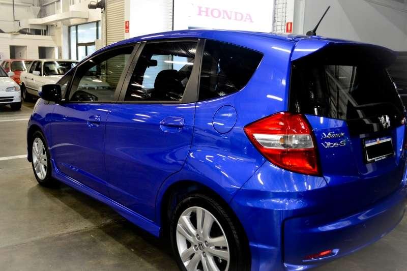 Aus 2012 Azure Blue Ge9 Honda Jazz Vibe S Unofficial