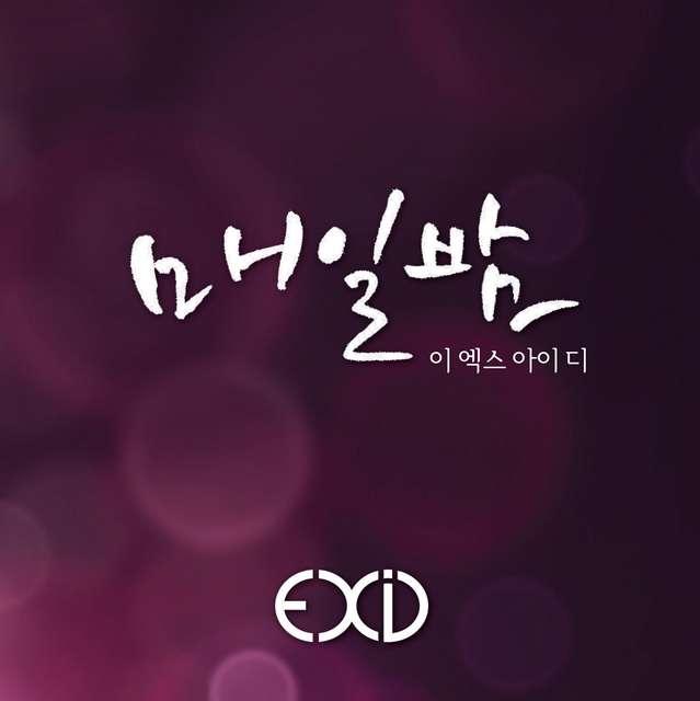[Single] EXID - Every Night