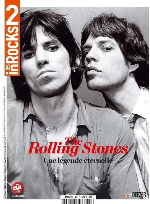 Les inRocKs 2 47 The Rolling Stones