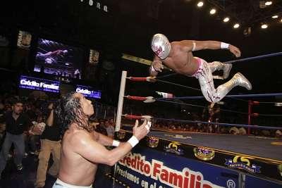 Ver en Vivo Lucha Libre CMLL Online