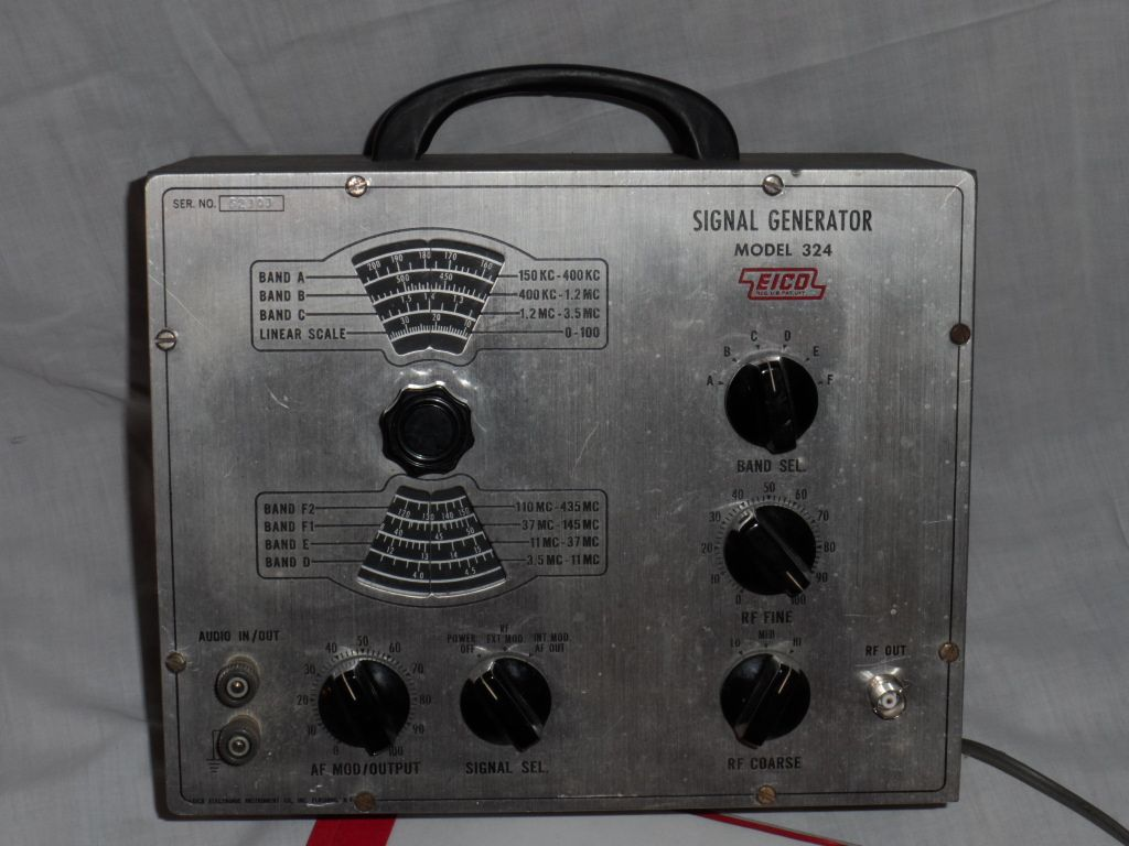 Antique Radio Forums • View topic - FS: Group of Five Test