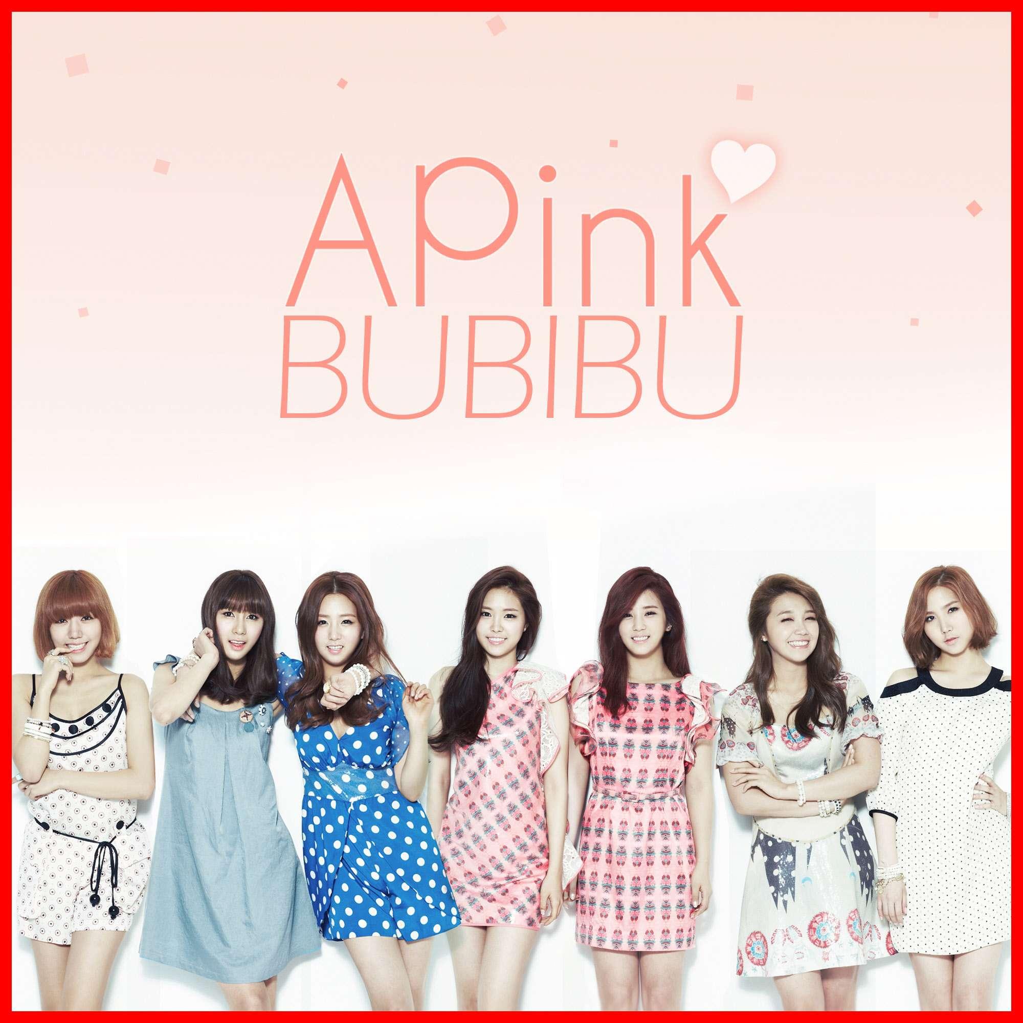 [Single] APink - BUBIBU