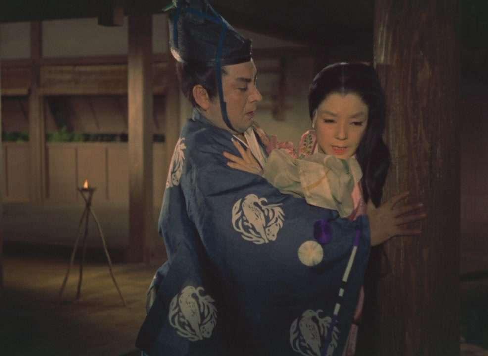 Jigokumon 1953 720p BluRay AVC preview 2
