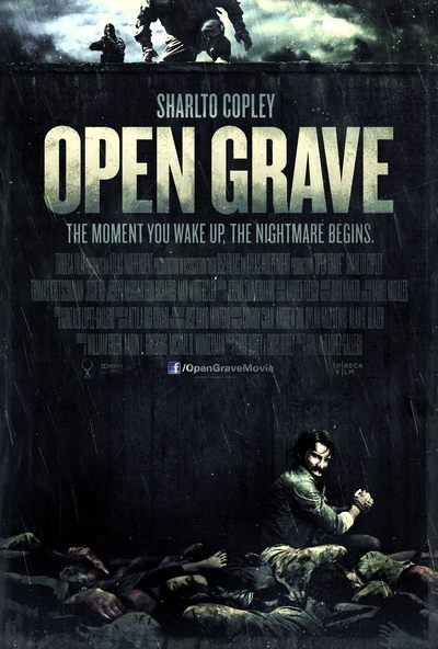 open grave pelicula
