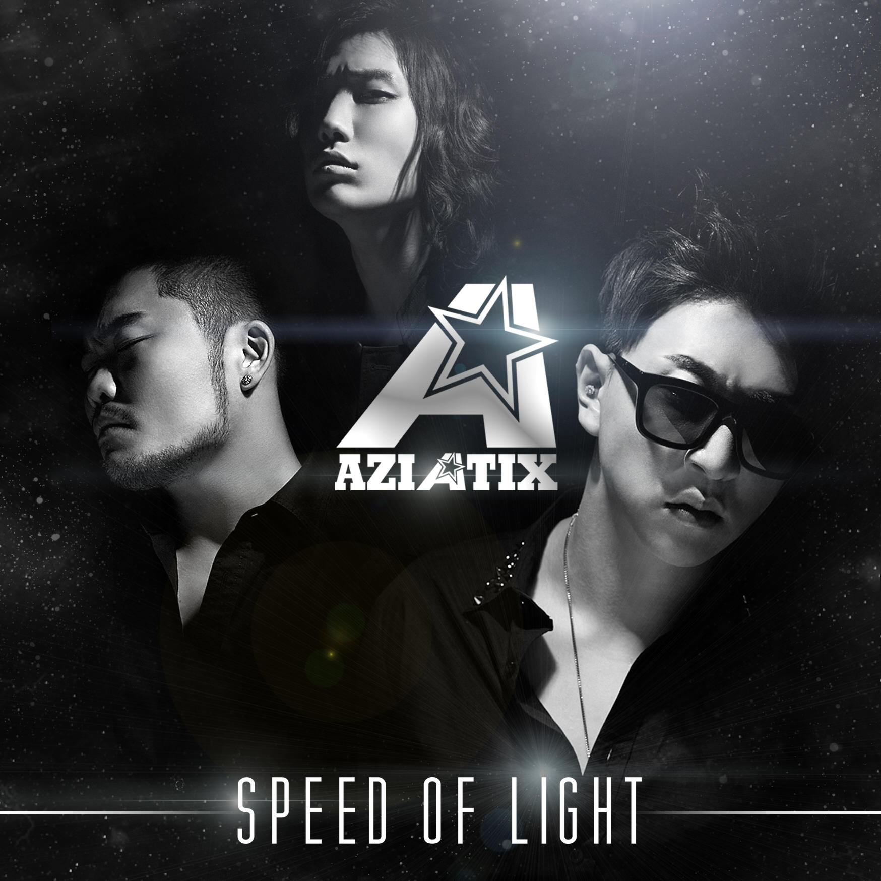 [Single] AZIATIX - Speed Of Light