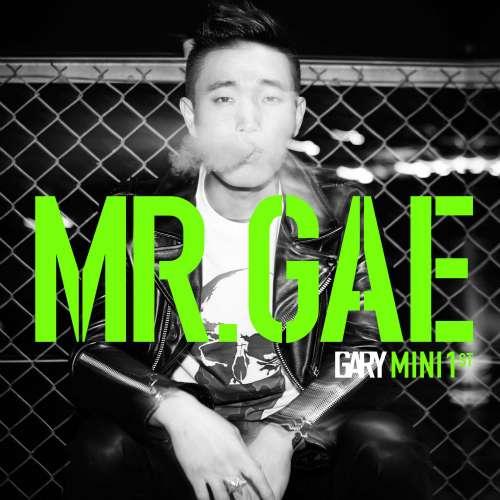 [Mini Album] Gary (Leessang) - MR.GAE [1st Mini Album]