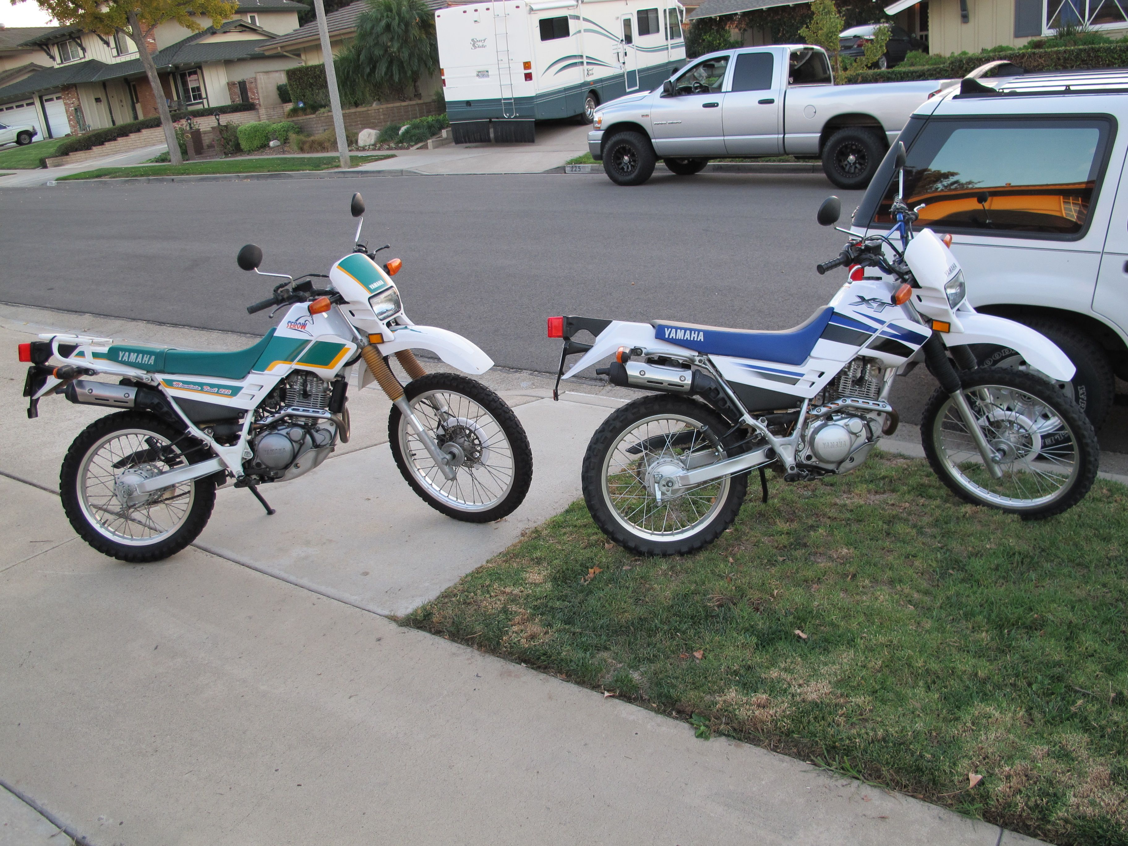 1994 yamaha xt225 specs: here is how to double the power of a 1994 xt225