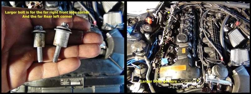 DIY E90 N54 Valve Cover Gasket - N54Tech com - International Turbo