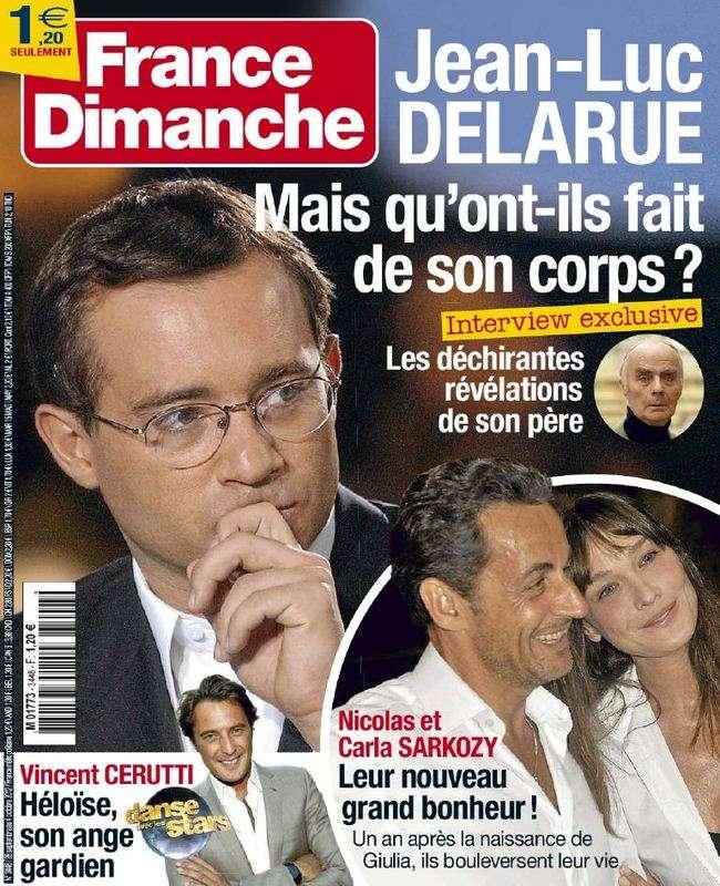 France Dimanche 3448 du 28 Septembre au 4 Octobre 2012