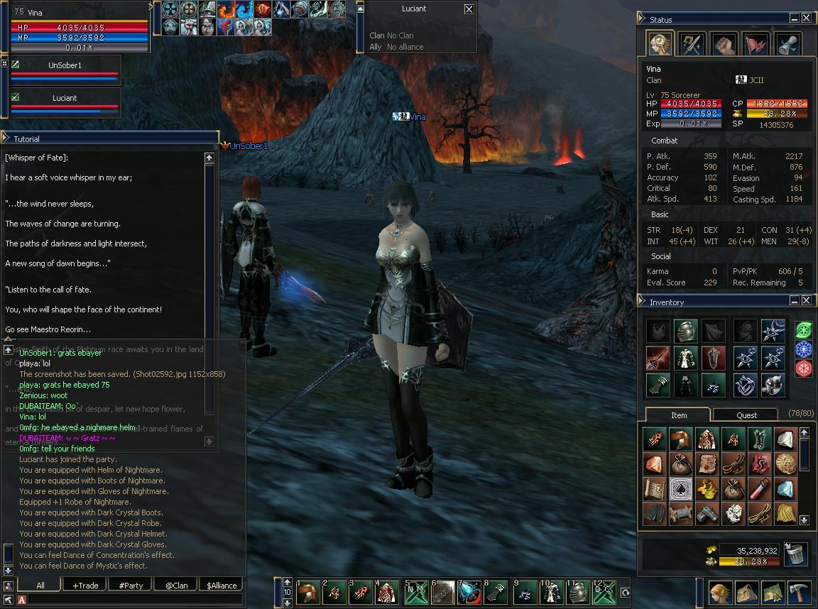 To all who think lvl 55 is too hard  [Archive] - The