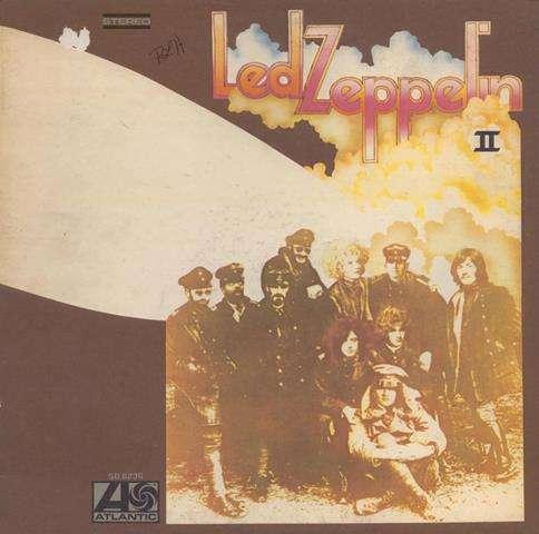 Download Led Zeppelin - II (PBTHAL 24 96 Vinyl Rip) torrent
