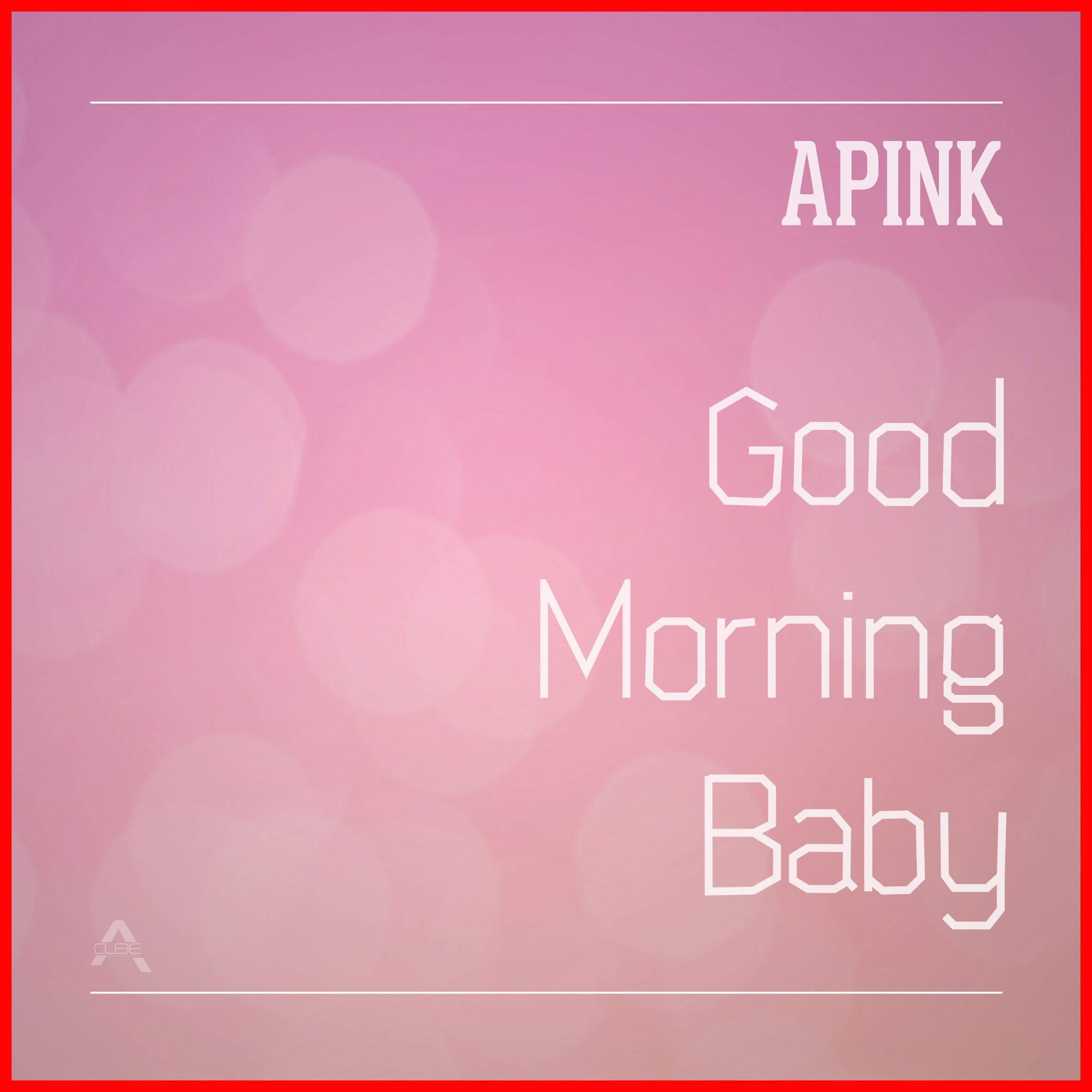 Good Morning In Korean Slang : Download single apink good morning baby mp itunes