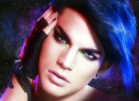 Adam Lambert Glee SomDireto