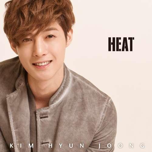 [Single] Kim Hyun Joong - HEAT [Japanese]